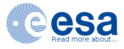ESA - European Space Agency Logo